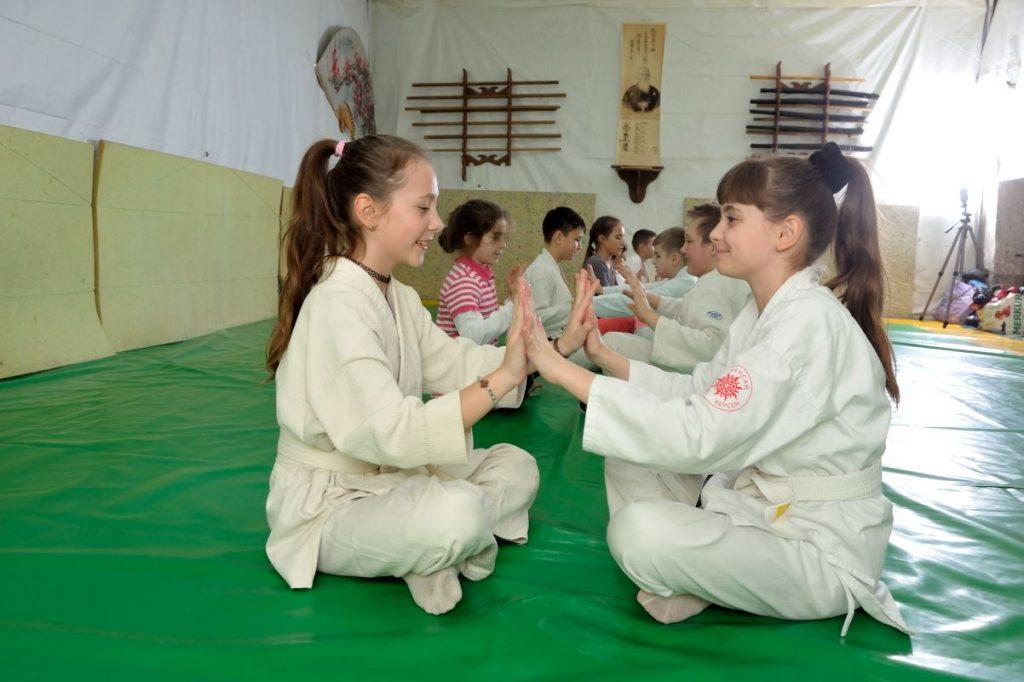 Айкидо в Херсоне, Айкидо Херсон, секции боевых исскуств херсон