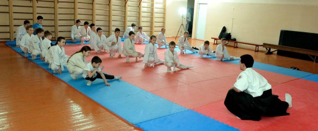 Айкидо Херсон, айкидо в Херсоне, занятия боевыми исскуствами в Херсоне, секции для детей Херсон