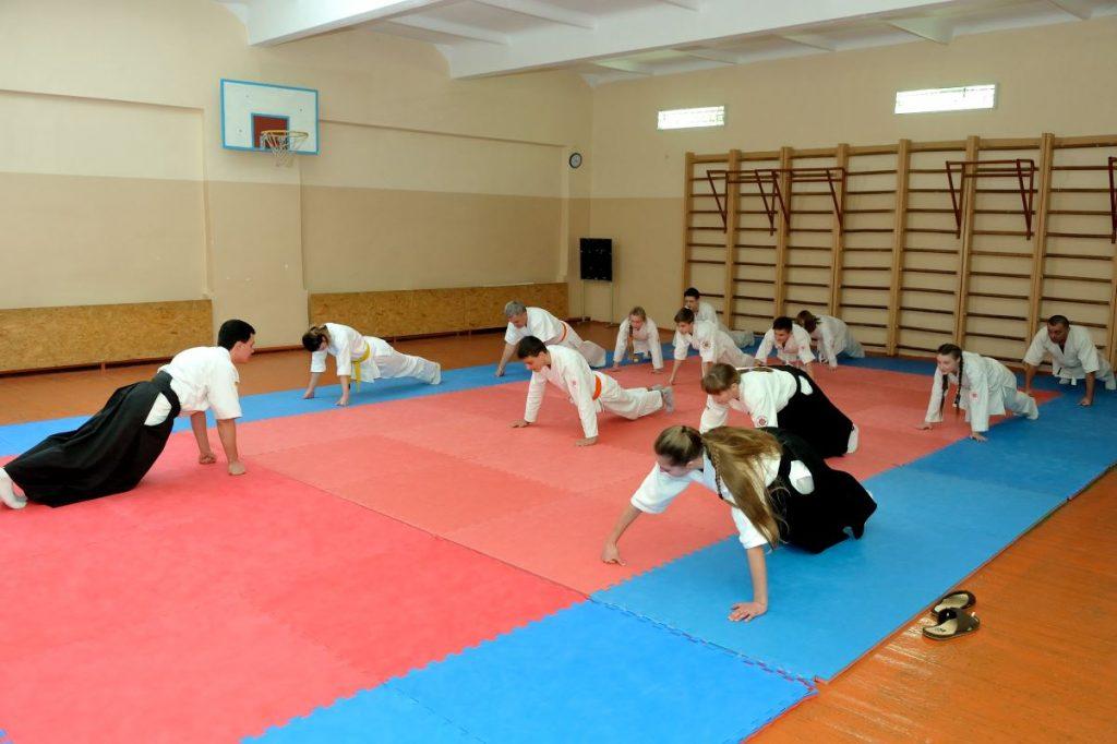 занятия по айкидо в Херсоне, айкидо в Херсоне, айкидо херсон