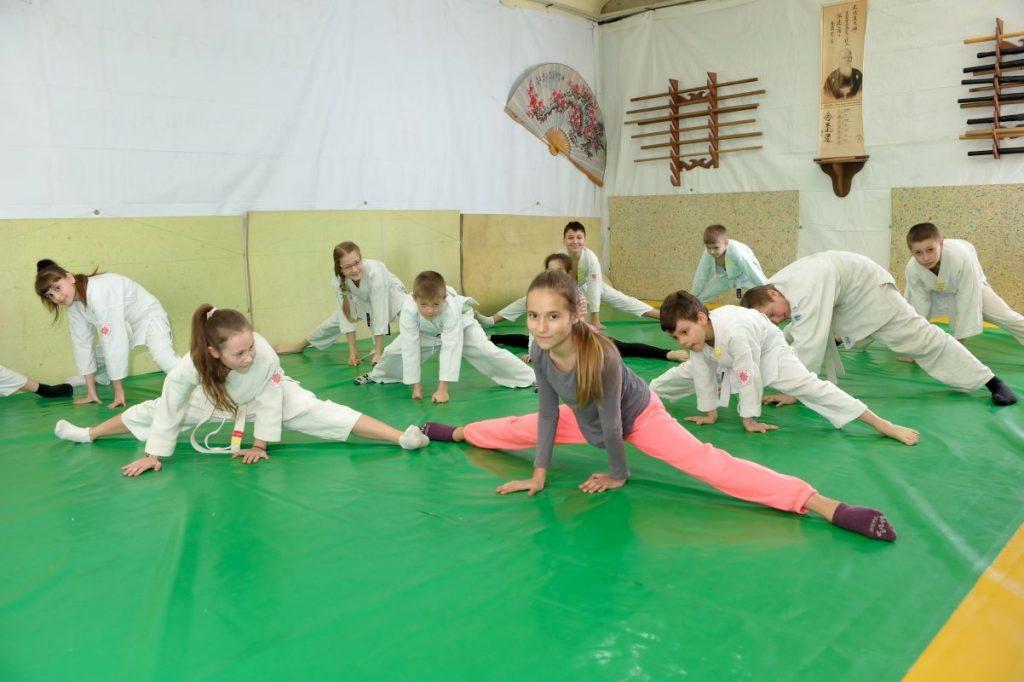 айкидо херсон, айкидо в херсоне, айкидоки херсона, секция боевых искусств для детей херсон