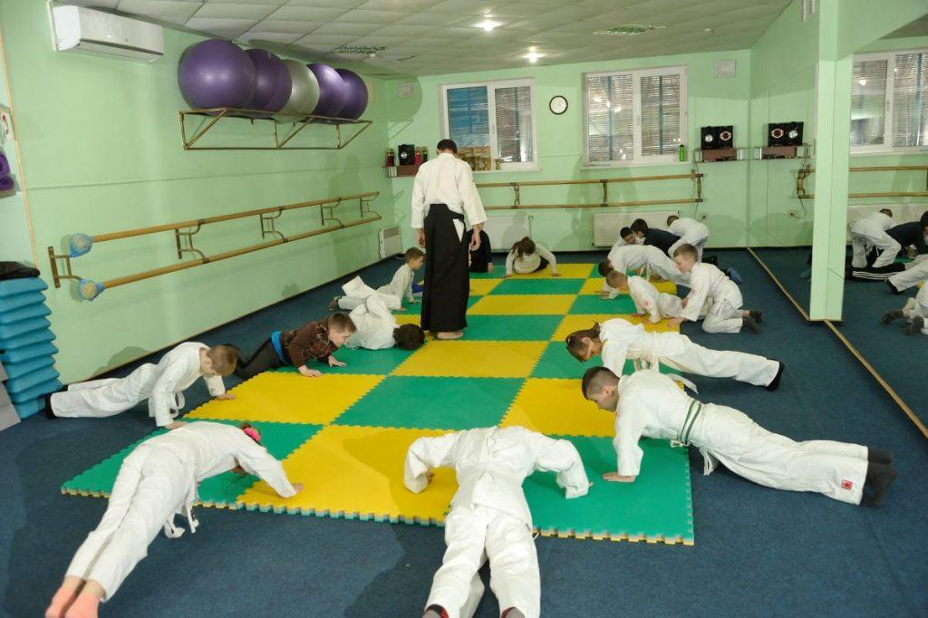 айкидо в херсоне, херсон секции айкидо, айкидо в норма спорт