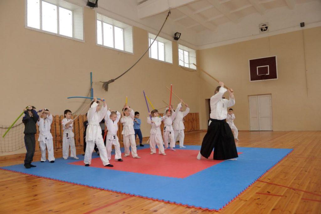айкидо для детей, спортивные секции для детей херсон, айкидо для детей херсон, айкидо в херсоне