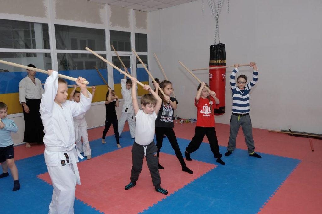 айкидо для детей, боевые искусства херсон, айкидо в херсоне