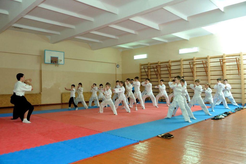 айкидо в херсоне, айкидо для детей, спортивные секции для детей херсон,,айкидо в первой гимназии