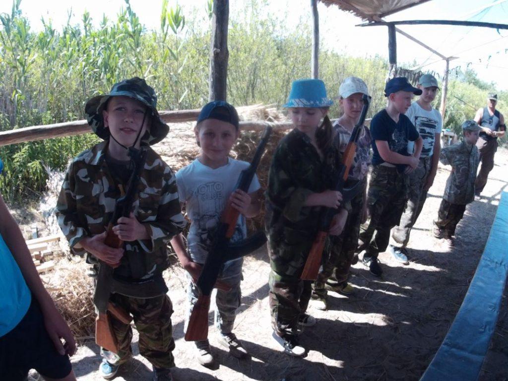 айкидо в херсоне, детский военно патриотический лагерь спарта, айкидо херсон