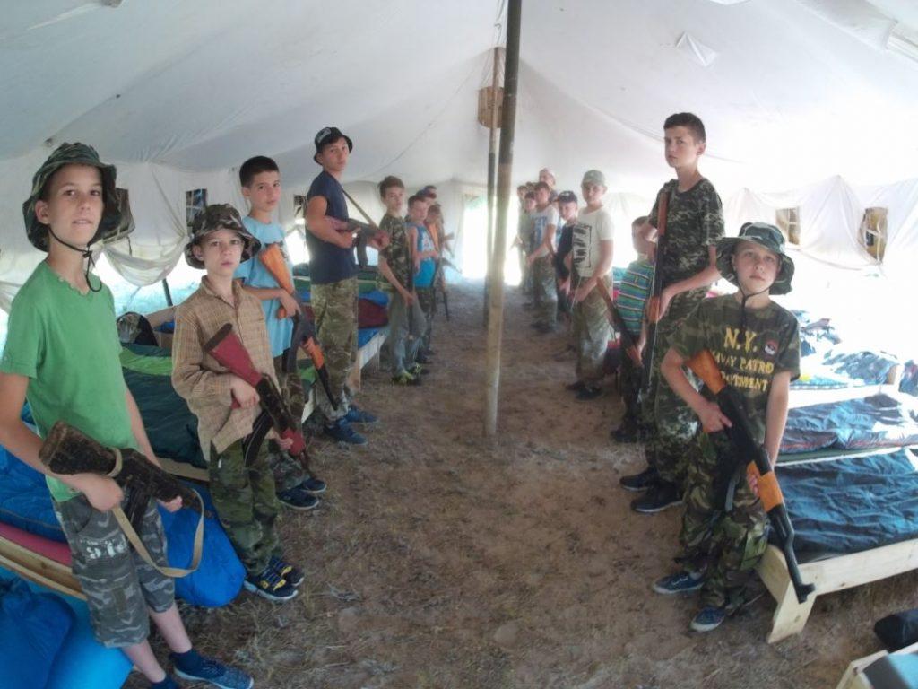 херсонская спарта, айкидо в херсоне, летний лагер айкидо, айкидо кенсай