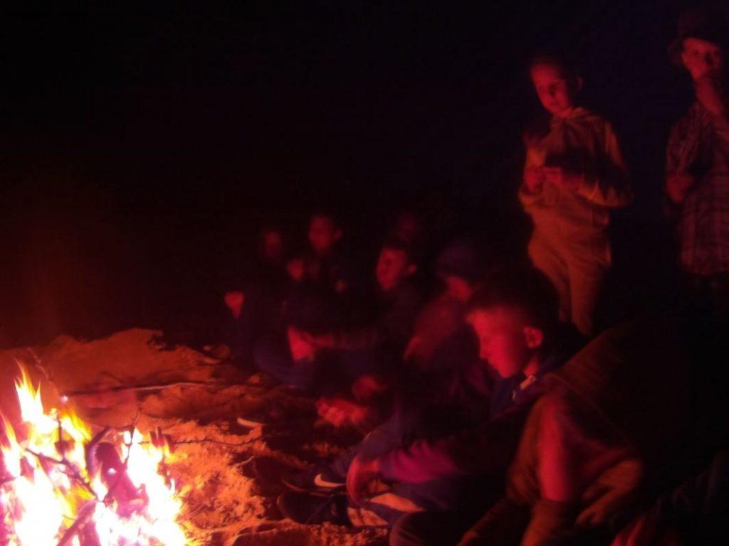 айкидо в херсоне, летний лагерь айкидо кинбурнская коса