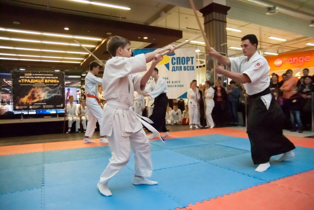 фестиваль боевых искусств традиции вечны