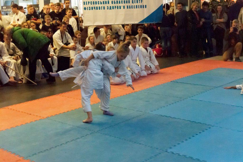 боевые искусства в херсоне, фестиваль боевых искусств херсон