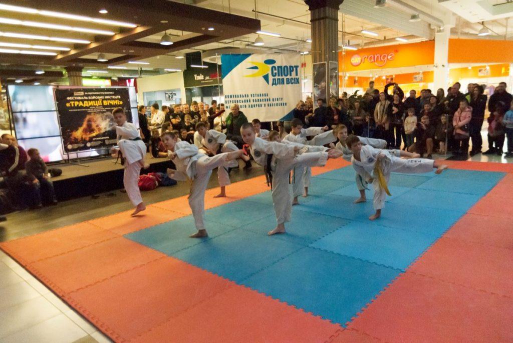 тайквандо херсон, боевые искусства херсон, фестиваль боевых искусств в херсоне
