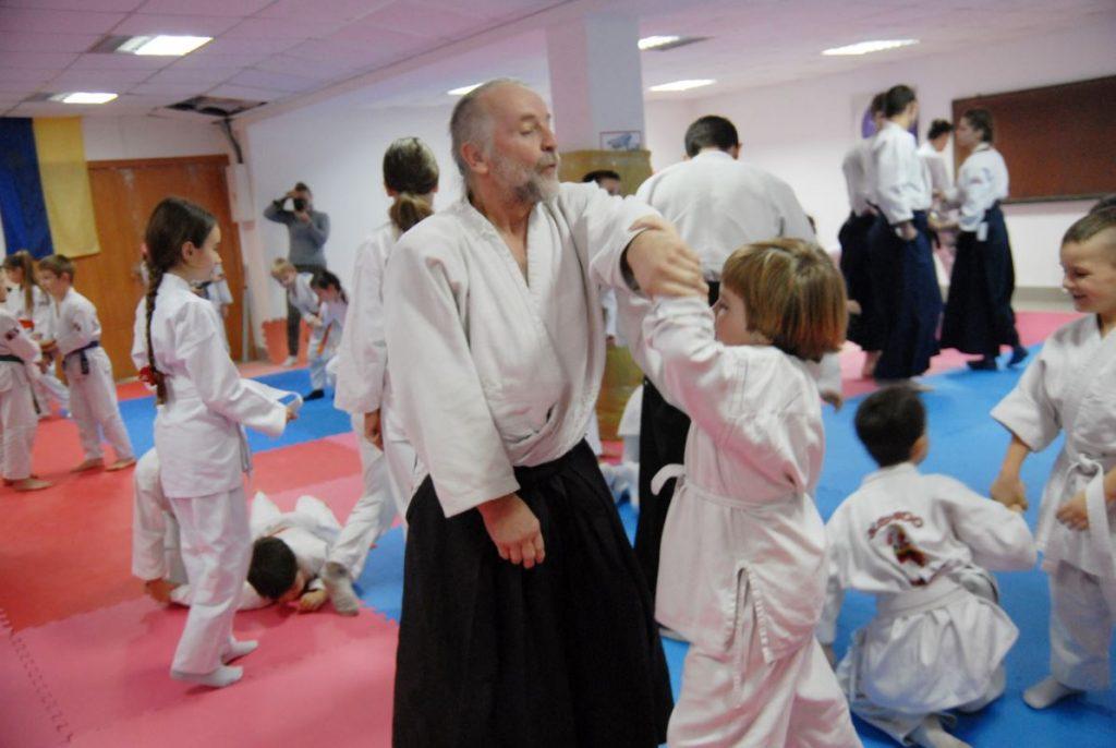 айдо для детей херсон, айкидо гюнтер штегер, aikido kherson, aikido ukraine
