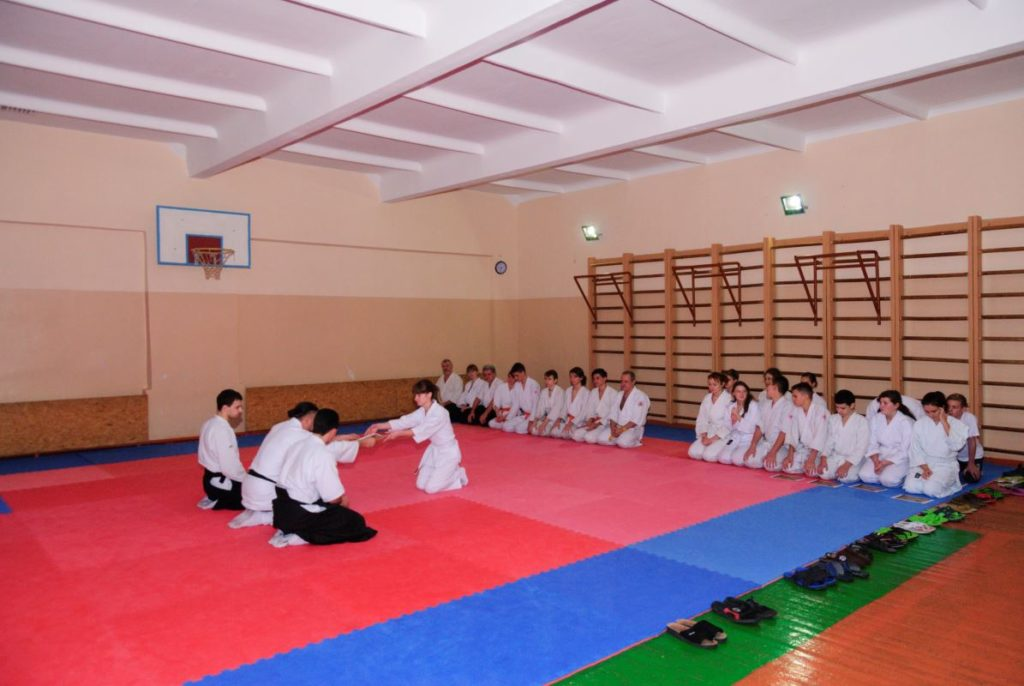 айкидо в Херсоне, айкидо херсон, херсонайкидо, занятия по айкидо в херсоне