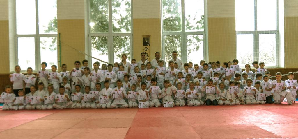 айкидо в херсоне, айкидо для детей, клуб айкидо кенсай, боевые искусства херсон