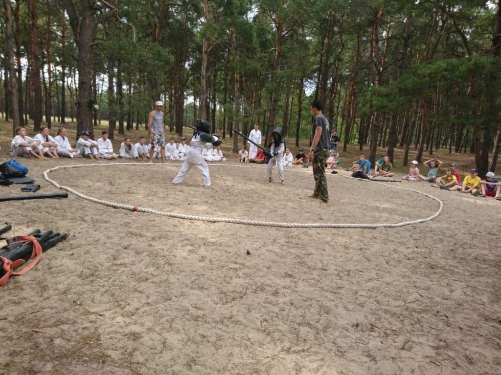 айкидо в херсоне, секции боевых искусств херсон, айкидо для детей