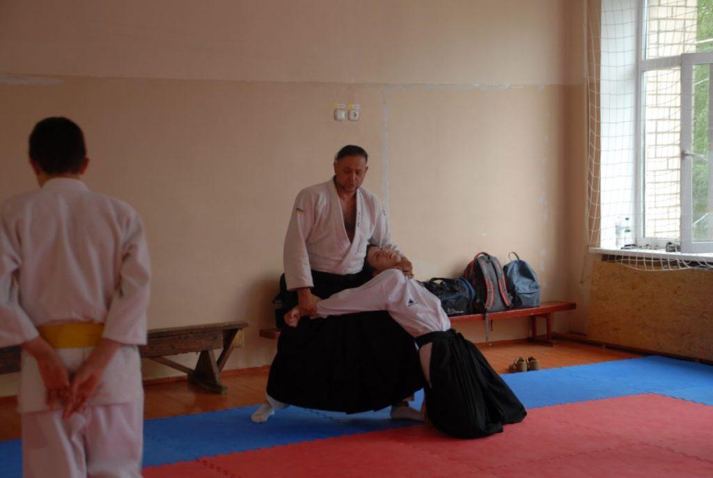 айкидо херсон, айкидо в херсоне, секции боевых исскуств херсон