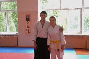 айкидо херсон, айкидо в херсоне, aikido kherson
