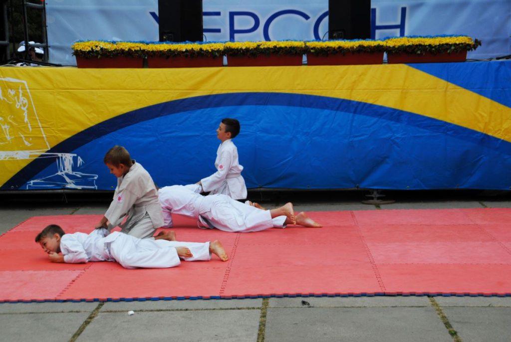 херсон айкидо, айкидо в херсоне, занятия айкидо херсон, тренировки по айкидо херсон