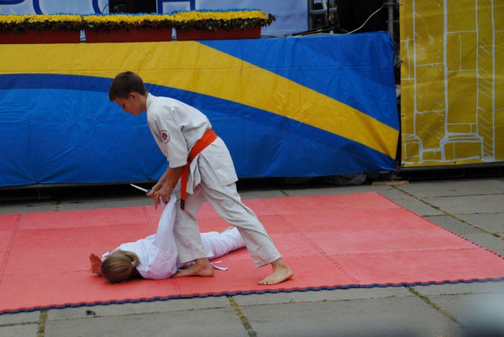секции айкидо в херсоне, боевые искусства херсон, айкидо для детей херсон