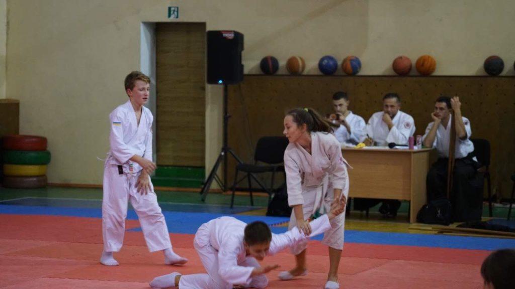 айкидо в Херсоне, тренировки по айкидо в Херсоне,