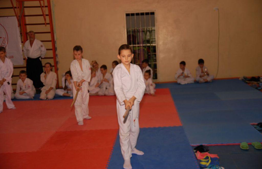 Айкидо в Херсоне, айкидо кенсай, aikido