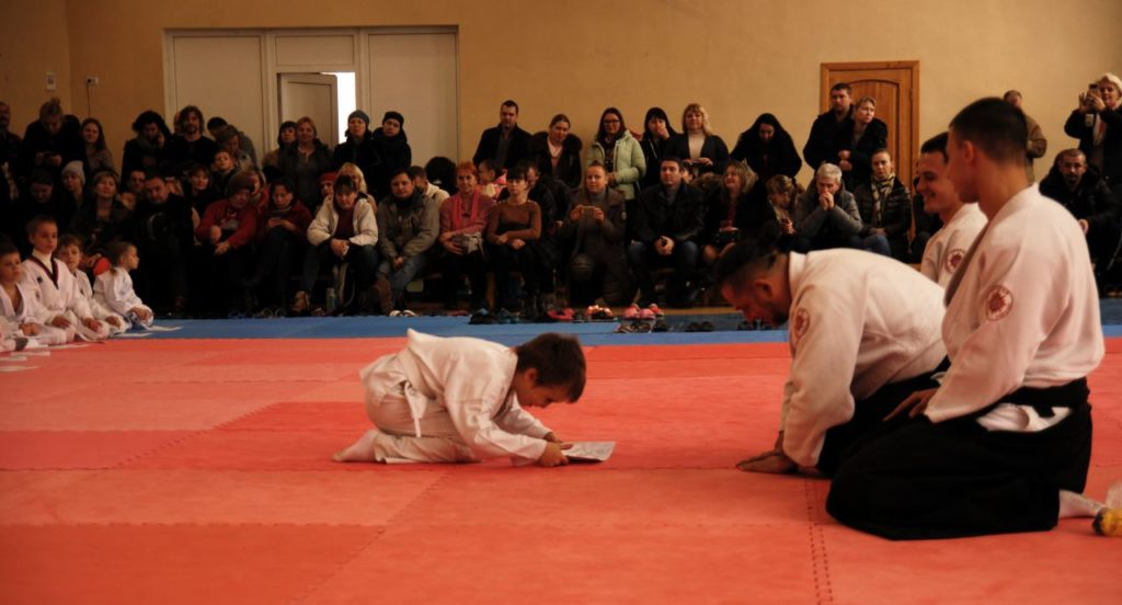 айкидо в Херсоне, айкидо Херсон, тренировки по айкидо в Херсоне, секция по айкидо Херсон.