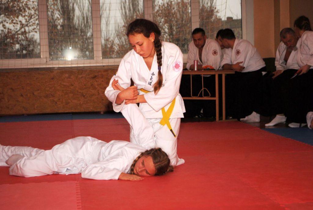 айкидо херсон, айкидо в Херсоне, боевые искусства херсон, занятия по айкидо в Херсоне