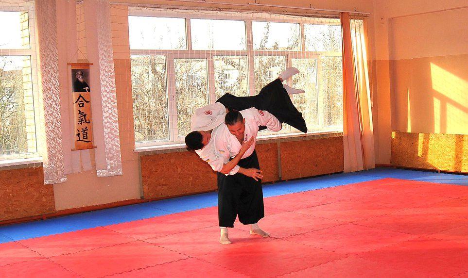 айкидо в Херсоне, айкидо херсон, aikido kherson