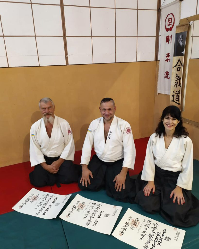 айкидо айкикай, айкидо Херсон, айкидо в Херсоне, тренировки по айкидо херсон, айкидо для детей херсон