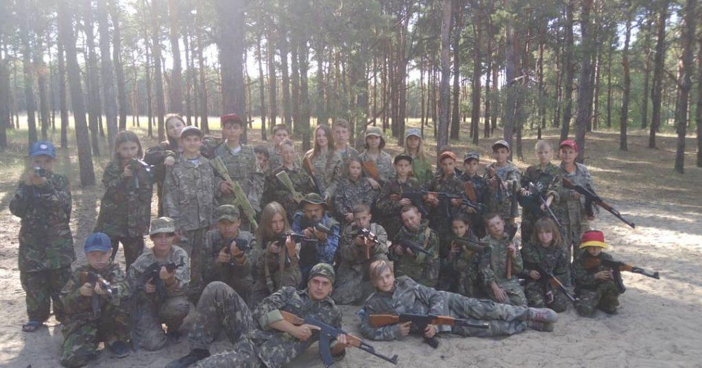 айкидо херсон, херсонская спарта,военно спортивный лагерь херсон, айкидо херсон